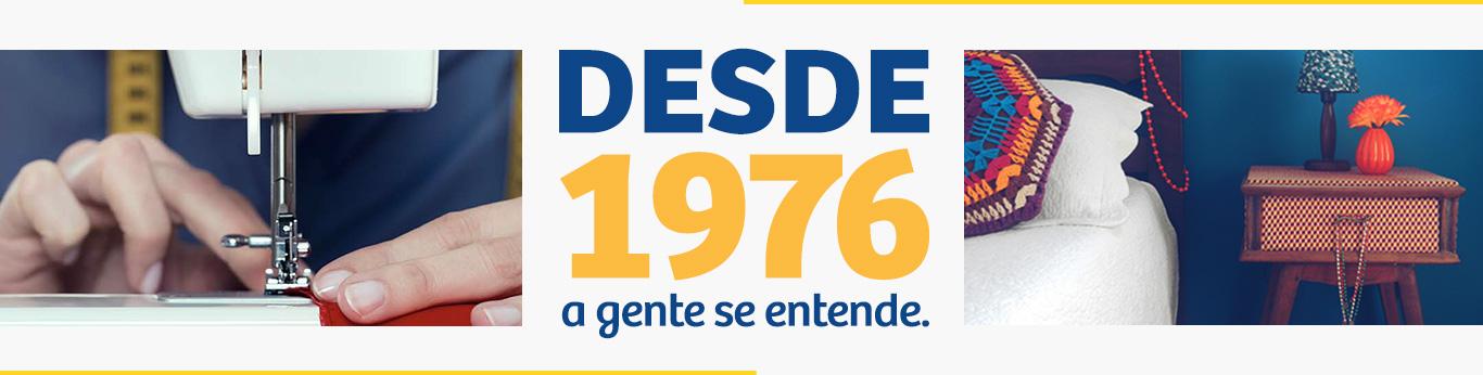 Desde 1976 a gente se entende.